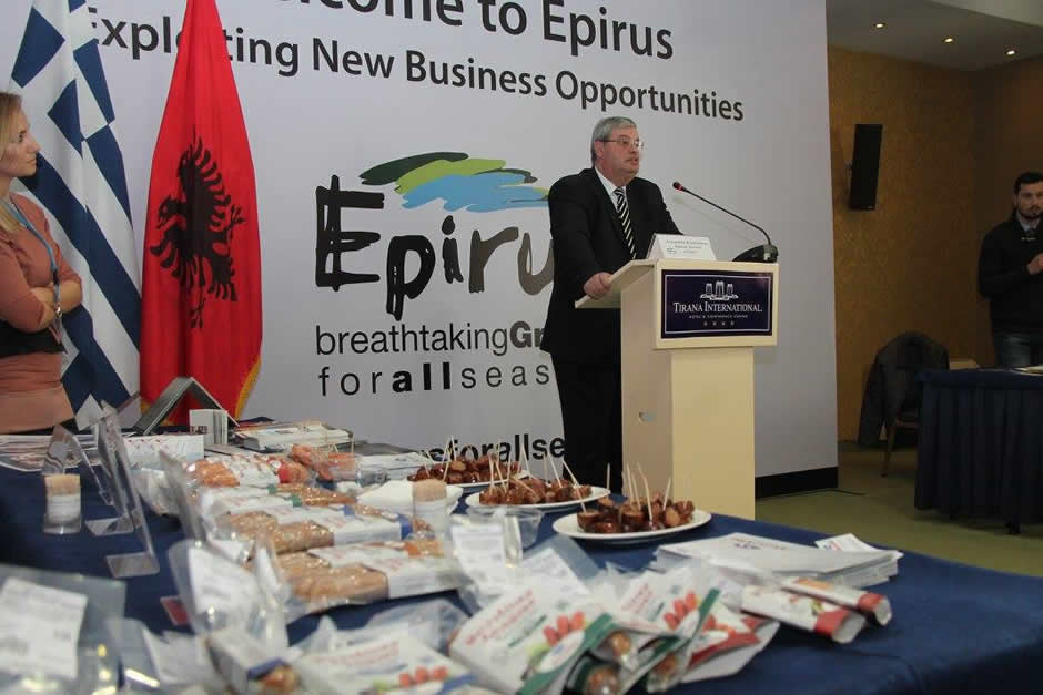 Welcome to Epirus - Exploiting New Business Opportunities in Albania
